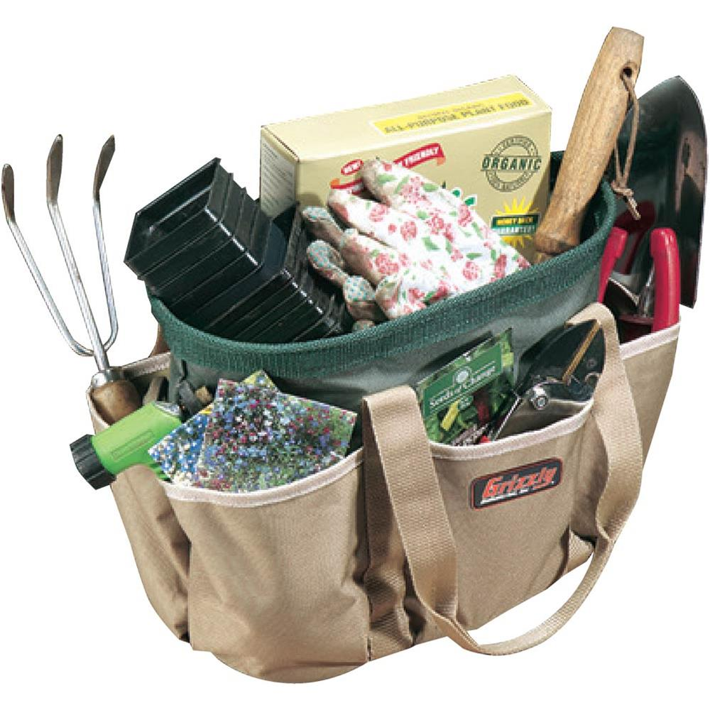 Grizzly H2924 Garden Tool Bag by