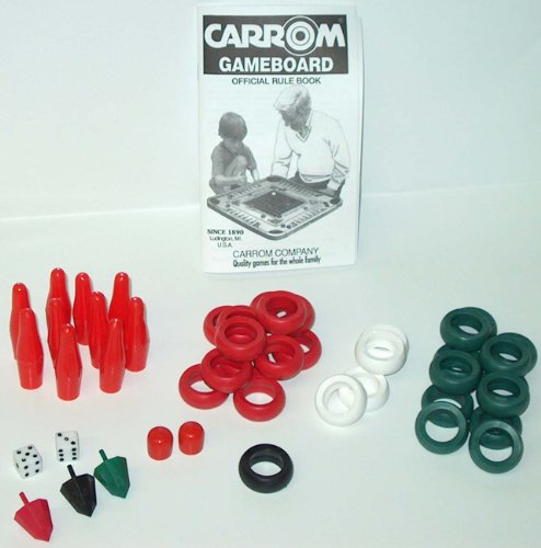 Replacement Carroms® Set