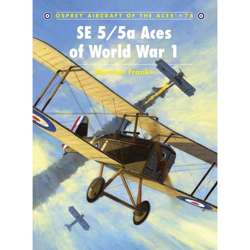 Image of SE 5/5a Aces of World War 1