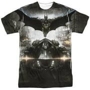 Batman Arkham Knight - Poster - Short Sleeve Shirt - X-Large