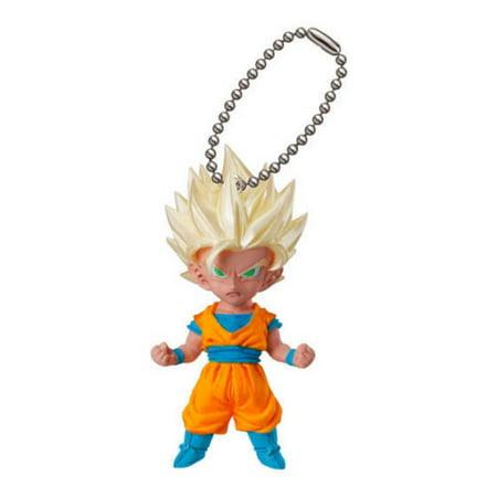 Bandai Dragon Ball Super Ultimate Deformed Mascot UDM V Jump Special 05 - [1. Super Saiyan 2 Son Goku