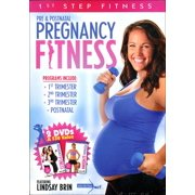 1st Step Fitness Pre & Postnatal Pregnancy Fitness Featuring Lindsay Brin by