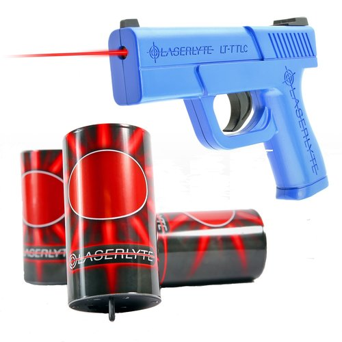 Laserlyte Laser Trainer Target Tlb 1 Walmart