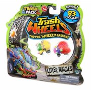 The Trash Pack Trash Wheels Little Buggies Blister, 2 Pack