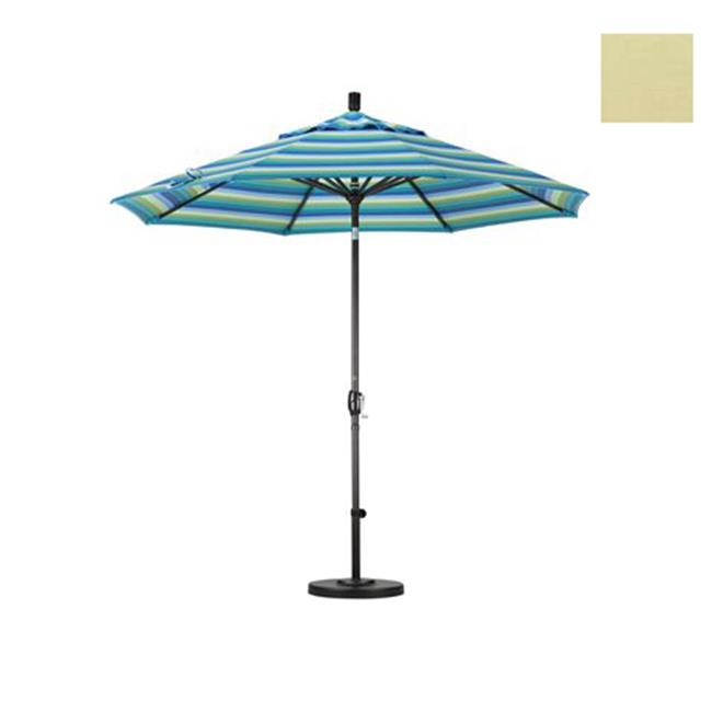California Umbrella Gspt908117 5422 9 Ft Aluminum Market