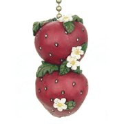Strawberries Strawberry Farm Ceiling Fan or Light Pull