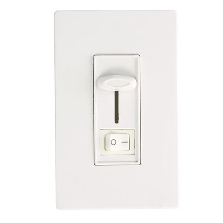 Dimmer Switch Timer - Viribright LED Dimmer Switch, Electronic Low Voltage (ELV) Noise Reducing Dimmer, 300VA 2 Way or Single Pole Dimming Wall Slider