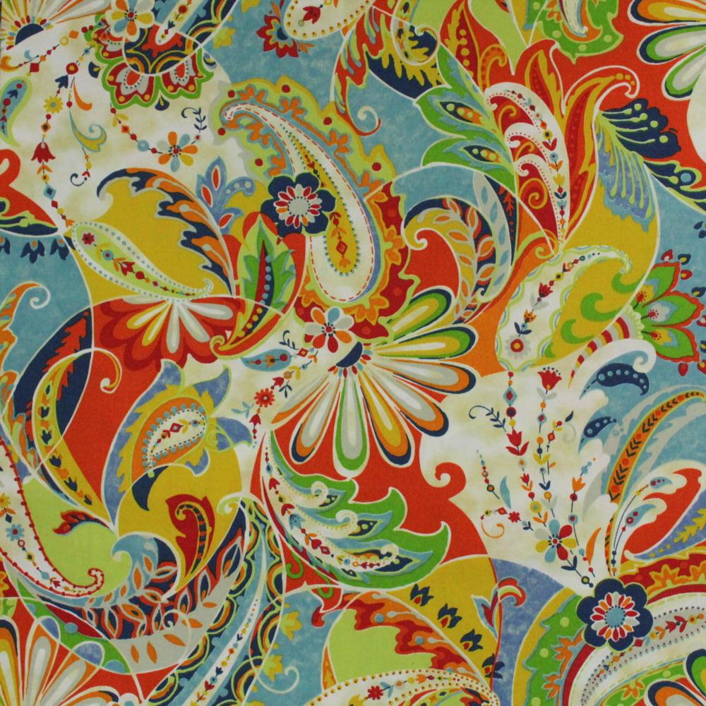 "Berkshire Home Polyester 54"" Indoor/Outdoor Reynard Garden Fabric, per Yard"