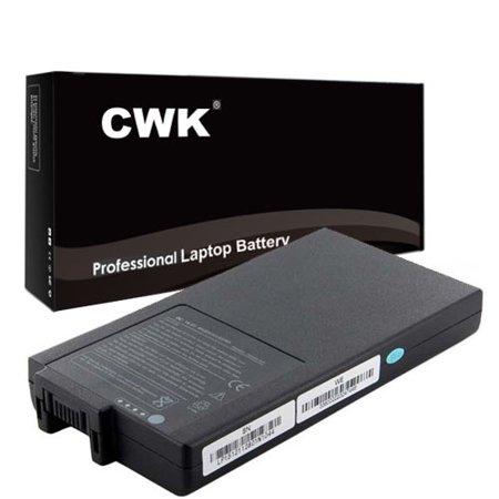 CWK Long Life Replacement Laptop Notebook Battery for HP Compaq Presario 701EA 701FR 701JP 702NA 702US 703 703AP 703JP 704 704JP 705 705CA 705EA 705JP 705US 706 706EA 709 705US ()