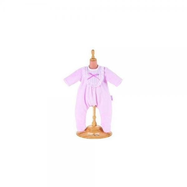 """Corolle Classic 17"""" Baby Doll Fashions (Pink Pajamas) by Corolle"""