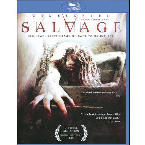 Salvage (Blu-ray) (Widescreen)