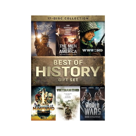 The Best of History Collection (DVD)