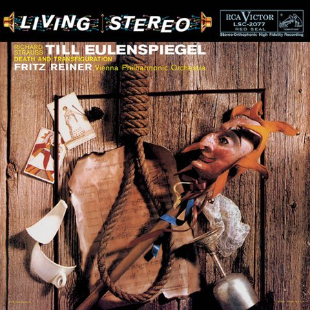 Strauss   Reiner   Till Eulenspiegel   Death   Transfiguration  Vinyl
