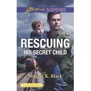 True North Heroes: Rescuing His Secret Child (Paperback)(Large Print)