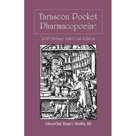 Tarascon Pocket Pharmacopoeia 2019 Deluxe Lab-Coat