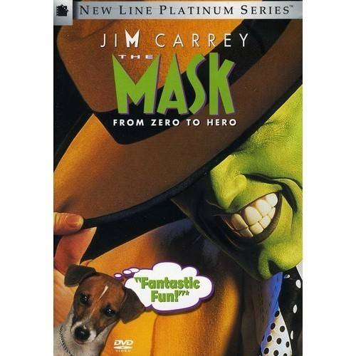 Mask, The (Full Frame, Widescreen)
