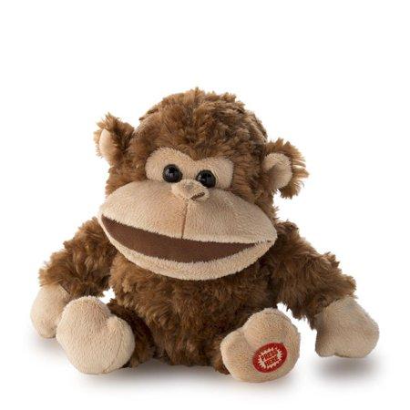 Nat and Jules Animated Plush Toy, Mimicking Monkey 8