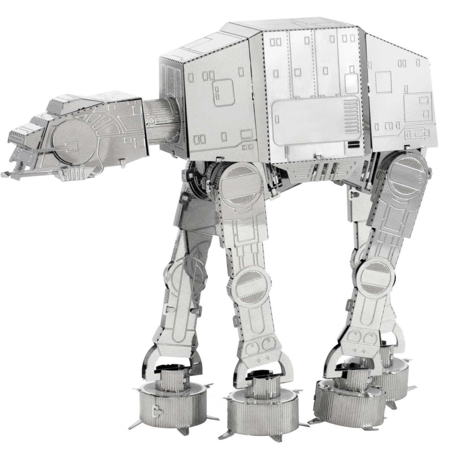Metal Earth 3D Laser Cut Model, Star Wars, AT-AT