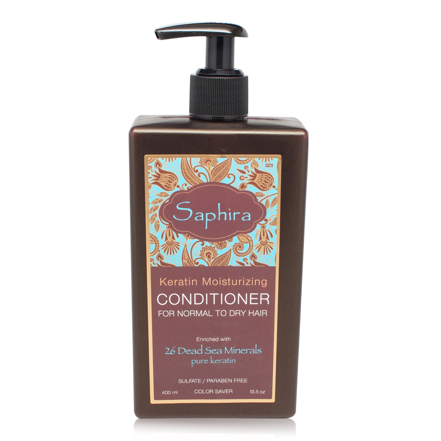 Saphira Keratin Moisturizing Conditioner 13.5 Oz