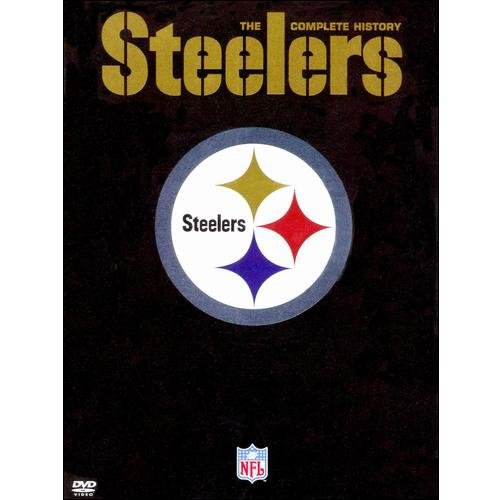 NFL: Pittsburgh Steelers - The Complete History