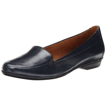 aa78f8f3b41e Naturalizer - Naturalizer Womens Saban Leather Closed Toe Loafers -  Walmart.com