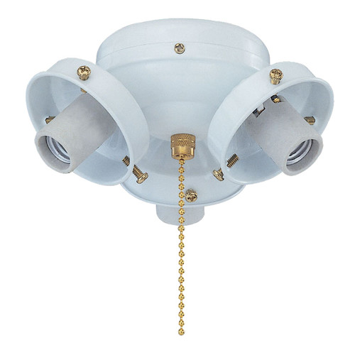 Royal Pacific 3 Light Branched Ceiling Fan Light Kit