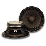 "Seismic Audio PAIR of 10"" Raw WOOFERS Speakers Drivers PA DJ Replacement PRO Audio 16 ohms - Quake_10Pair_16ohm"