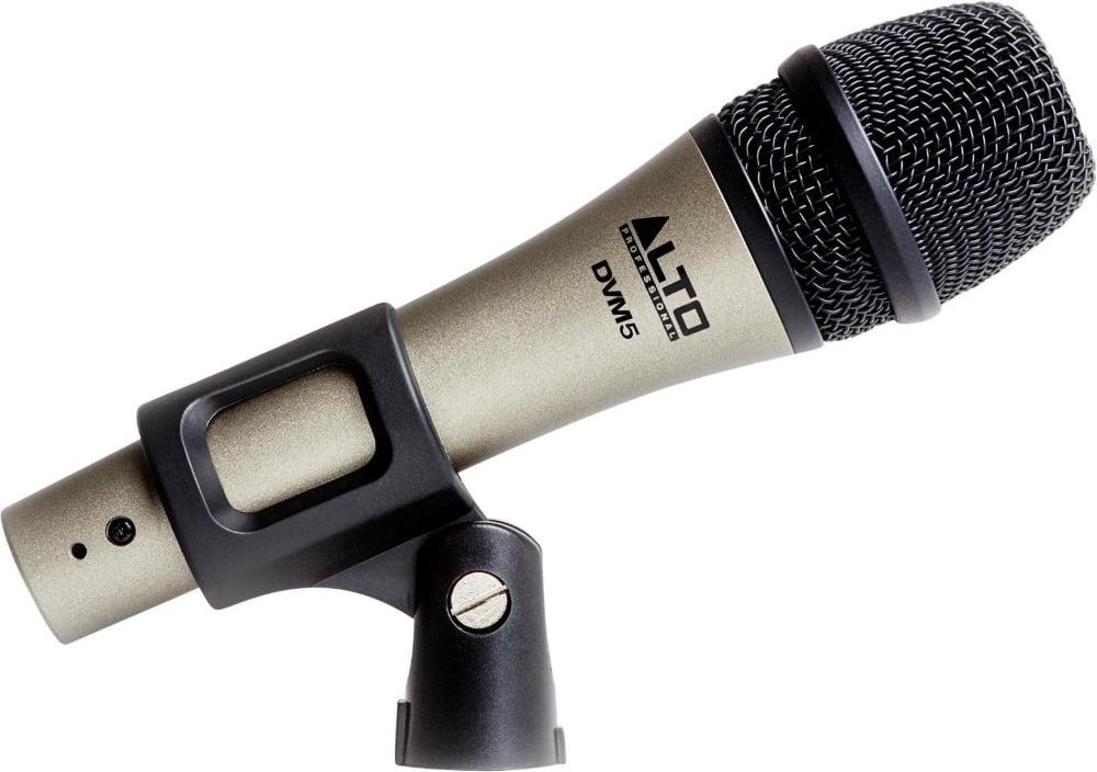 Alto DVM5 Handheld Dynamic Microphone by ALTO
