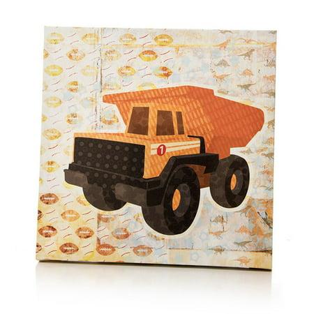 Sweet Potato by Glenna Jean Echo Dump Truck Graphic Art on Canvas
