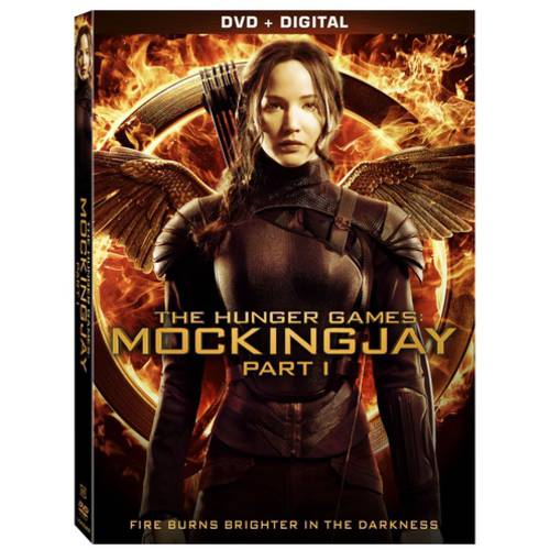 The Hunger Games: MockingJay - Part 1 (DVD + Digital Copy) (With INSTAWATCH) (Widescreen)