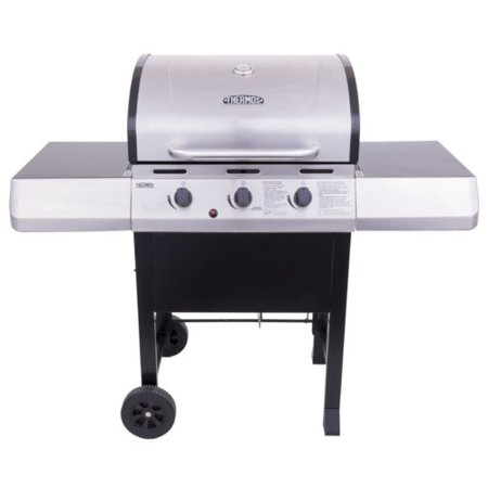 Thermos 3-Burner Propane Gas Grill