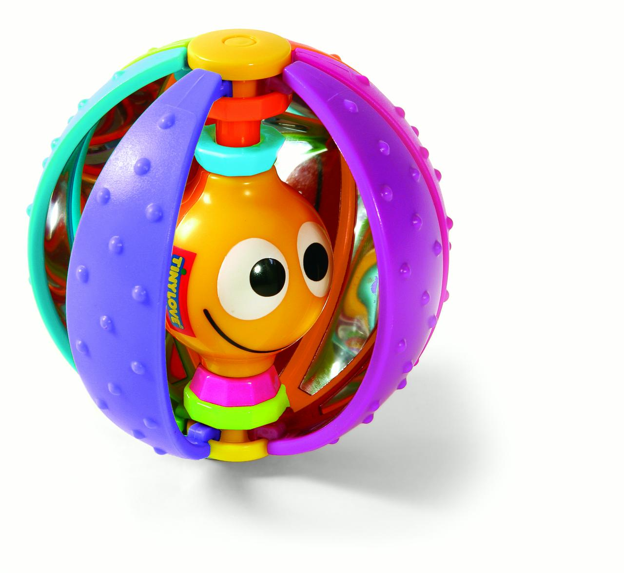 Tiny Love Spin Ball Baby Developmental Toy, Multiple Colors