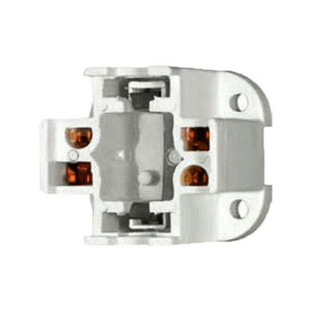 18 Watt - CFL Socket - 4 Pin G24q-1 and GX24q-2 - EG285-2 By PLT (2 Cfl Socket)