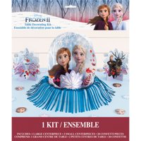 Frozen 2 Party Table Decorating Kit
