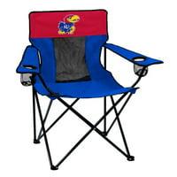 Kansas Jayhawks Elite Chair