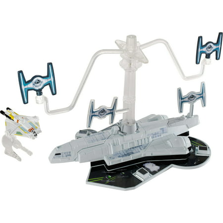 Hot Wheels Star Wars Starship Rebels Transport Attack Play