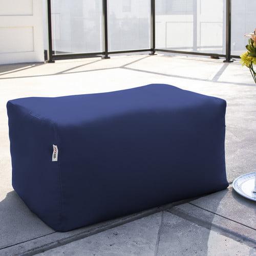 jaxx Leon Outdoor Bean Bag Ottoman
