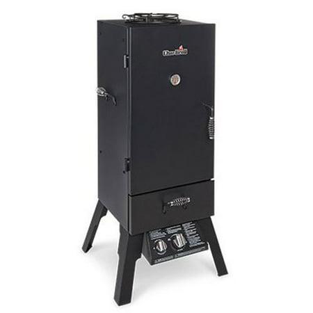Gas Liquid Propane Smoker (Char-Broil Vertical Liquid Propane Gas Smoker )