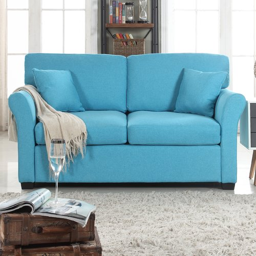 Latitude Run Horvath Classic Loveseat