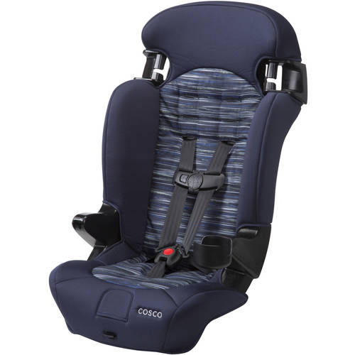 Cosco Finale 2-in-1 High Back Booster Car Seat, Raceway