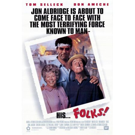 Posterazzi MOVEH8340 Folks Movie Poster - 27 x 40 in.