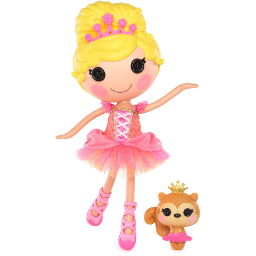 Lalaloopsy Doll, Allegra Leaps 'N' Bounds