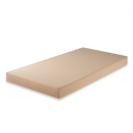 Spa Sensations 5 Khaki Memory Foam Youth Mattress Twin Best Memory Foam