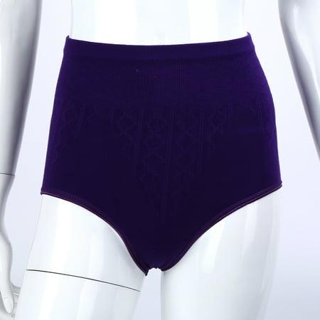 Yosoo Culottes en coton, culottes de taille haute formateur taille 20,47-33,46 pouces Sexy sous-vêtements femmes Body Shaper Briefs minceur ceinture - image 4 de 4