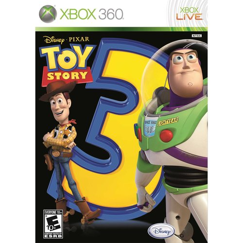 Toy Story 3 (Xbox 360) - Pre-Owned
