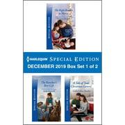 Harlequin Special Edition December 2019 - Box Set 1 of 2 - eBook
