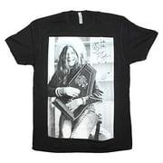 Janis Joplin Good Luck Laugh Shirt