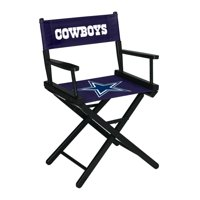 Dallas Cowboys Table-Height Directors Chair - No Size