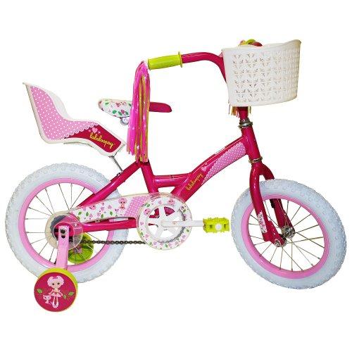 Street Flyers Lala Loopsy 14-Inch Bike
