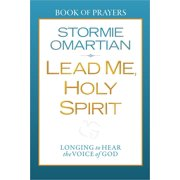 Book of Prayers: Lead Me, Holy Spirit: Longing to Hear the Voice of God (Paperback)